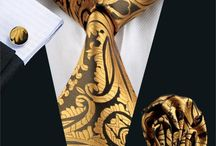 A New Elegant Collections Of Tie Sets!