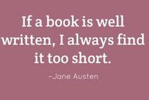 Booknerd / Quotes and other stuff about books.