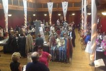 HYPHENALIA AT SALOMONS FAYRE / We were delighted to exhibit at this terrific venue