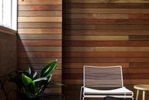 Timber panelling