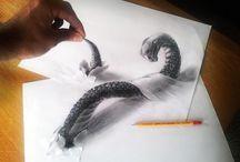drawing animal