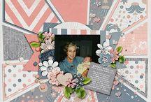 {A Grandmother's Love} Digital Scrapbook Kit by Aprilisa Designs