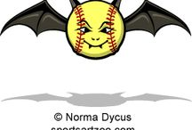 Halloween Sports / Sports designs, apparel and decorating items with a Halloween theme.