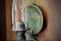 oil lamps-gaz lambaları