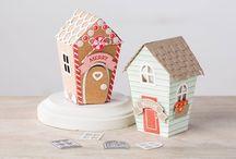 Home Sweet Home / Ein Haus für alle Fälle / Thinlits Zu Hause
