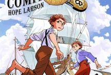 Graphic Novels for Youth / Check out these cool graphic novels geared towards youth!