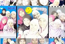 Besties / all of quality time with my besties ( Corry Wahyuni Hidayat, lian Pertiwi, Ayu Ning Jagat, and Prihatin)