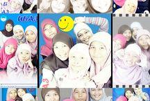 Besties / all of quality time with my besties ( Corry Wahyuni Hidayat, lian Pertiwi, Ayu Ning Jagat, and Prihatin)