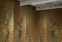 chinoiserie sitting room