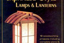 Dřevěné umění a bytový design