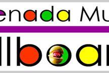 Grenada Top #20 Soca Billboard / Vote for your favorite artist and track today!