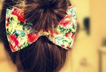Pretty Hair & Hair Pretties