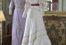 Edwardian dress / Edwardian dress, Belle Epoque Fashion Day dress, ball gown, teagown, afternoon outfit...