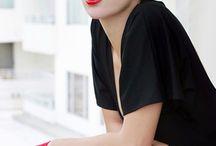 """Epic Chic / Women that have that certain """"Je ne sais quoi"""" about them. / by Mari Olivarez"""