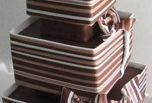 Cakes - brown/chocolate