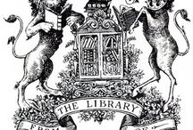 Bookplates / A collection of our favourite bookplates