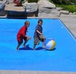 Safety Features of Pool Covers