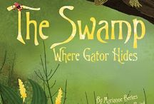 The Swamp Where Gator Hides / https://www.youtube.com/watch?feature=player_embedded&v=oU_bxx7KCok