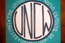 Show Your UNCW Pride / Creative ways to display your Seahawk Pride! / by UNCW Office of Admissions