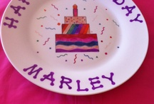 SHARPIE STUFF / EASY DIY IDEAS FOR ME OE FOR GIFTS FOR OTHERS! EASY TO FIND CHEAP CERAMICS AT THRIFT STORES OR DOLLAR TREE :)  #sharpie #diy #craft #gift #idea #christmas #dish #ceramic  / by M B