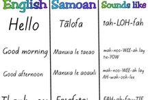 Gagana Samoa