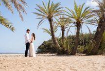 Beach weddings on eastern Crete