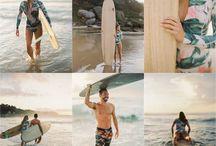 Palos Verdes Surfing Elopement