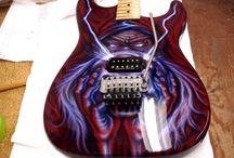 Orion Guitar Finishing