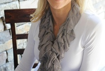 scarves / by Chrystal Gibson Collins