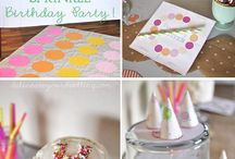 Party Decorations / Find creative DIY and decor ideas for parties!