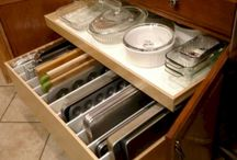 Kitchen organizations