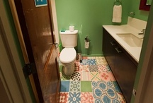 Bathroom Ideas / Our bijou bathroom needs a makeover :) / by Pixiezilla