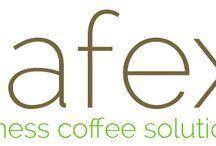 Cafex Logo / Our company logo