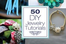 DIY - Crafts & Jewellery / DIY instructions, craft and jewellery making inspirations