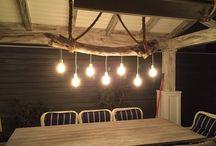 lampes terrasse