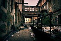 URBEX / Abandoned Places by GRAFFMATT / by GRAFFMATT