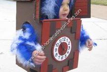 Karnevalové kostýmy