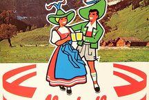 Seit 1957 / Seit 1956 erfrischen wir euch mit unserer Kräuterlimonade aus Österreich. Die Werbung hat sich verändert, der Geschmack ist aber geblieben! :-)
