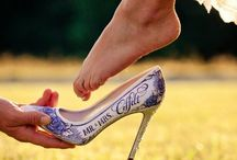 Wedding Shoe-Art