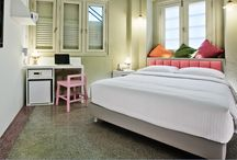 Budget hotels in Singapore  / by Joy Ng