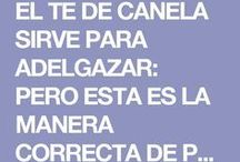 Te De Canela