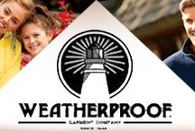 weatherproof / Weatherproof®, a leading apparel manufacturer, is a division of David Peyser Sportswear. The company's value driven tradition has helped forge incomparable relationships with retailers and consumers. Beginning in 1992, with outerwear for men, Weatherproof® has flourished into a branded label with divisions catering to diverse lifestyles.  http://www.raisingtrend.com/weatherproof.html