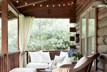 Front Yard/Porch Ideas / Relax/Dream/Fun