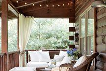 Veranda's / Outdoor living spaces