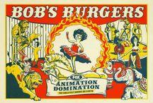 Bob's Burgers / Bob's Burgers. The hilarious Bob, Linda, Louise, Gene and Tina Belcher family. / by Christina Lyons