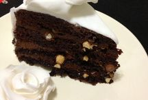 Krokanlı şeker Hamurlu Pasta / Pasta