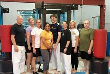 Martial Fight & Fitness / Strength and Endurance exercise training program.