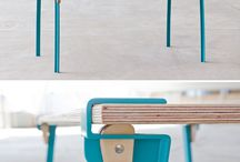 - Table legs Møbler