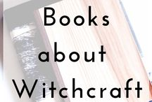 Witchcraft Books / Books about witches, witchcraft, Wicca, neo-paganism, spells and magick.