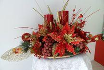 creaciones marialeja / decoracion de navidad